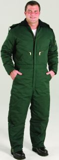 Deluxe Lined Coverall-Topps Safety Apparel