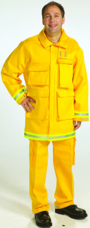 Nomex® Wildland Fire Fighting Jacket-Topps Safety Apparel