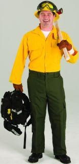 Tecasafe® Plus Wildland Pant-Topps Safety Apparel