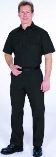 Nomex® Uniform Style Shirt - Short Sleeve-Topps Safety Apparel