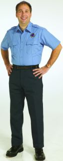 Public Safety Style Shirt - Short Sleeve-Topps Safety Apparel