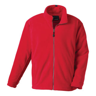 (M) BARTLETT Fleece full zip-Trimark