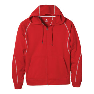 (M) TONLE Full zip hoody-Trimark