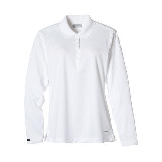 (W) BRECON Long sleeve polo