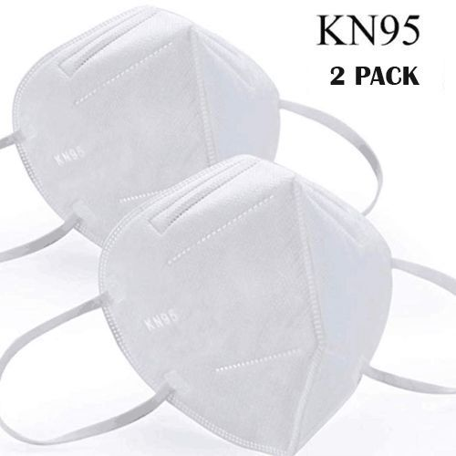 KN95 FACE MASK 2PACK IN STOCK!-OK UNIFORM