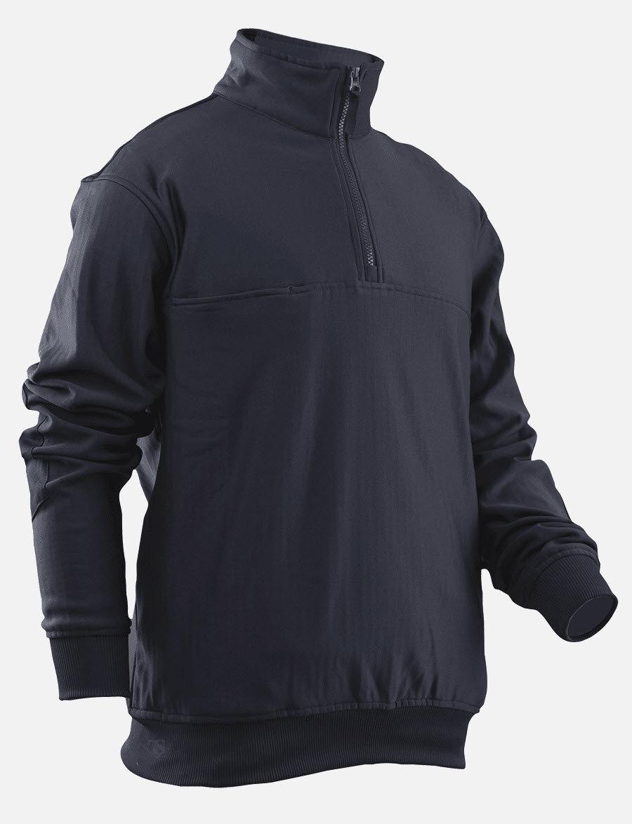 Grid Fleece Job Shirt