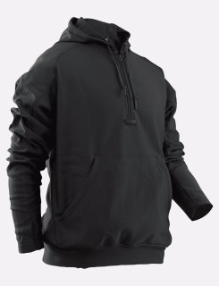 24-7 Series Grid Fleece Hoodie-Tru-Spec