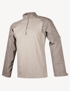 Combat Shirt, R/S 1/4 Zip-Tru-Spec