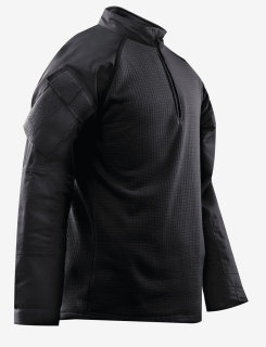 Combat Shirt, Winter P/C R/S 1/4 Zip-Tru-Spec