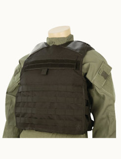 5ive Star Gear Black Lw1 Plate Carrier Vest-Tru-Spec
