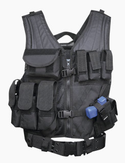 Cdv-5s Cross Draw Vest-Tru-Spec