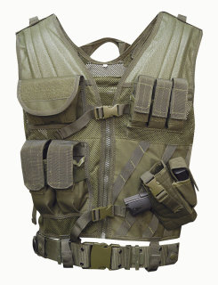 Cdv-5s Cross Draw Vest-Tru-Spec®