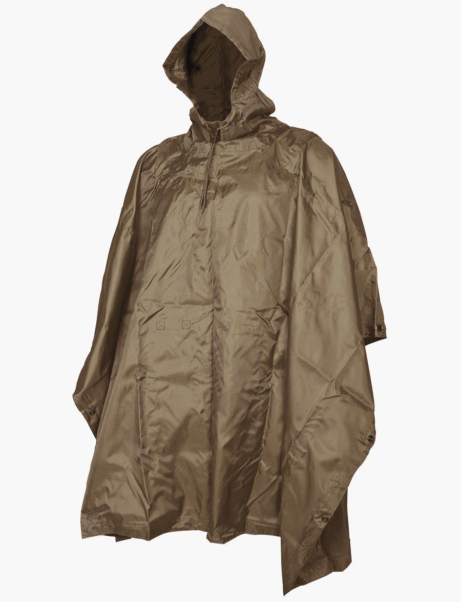 Poncho Rain Coat-Tru-Spec