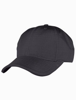 Adjustable Baseball Caps 50/50 Nylon/Cotton Rip-Stop-