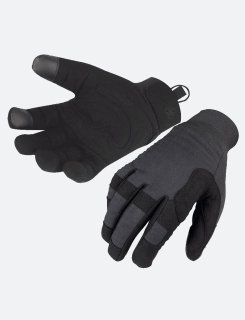 5ive Star Gear Black Tactical Assault Glove-Tru-Spec