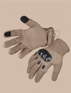 5ive Star Gear Black Tactical Hard Knuckle Glove