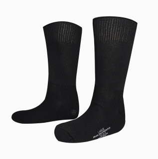 Cushion Sole Socks Wool Blend-