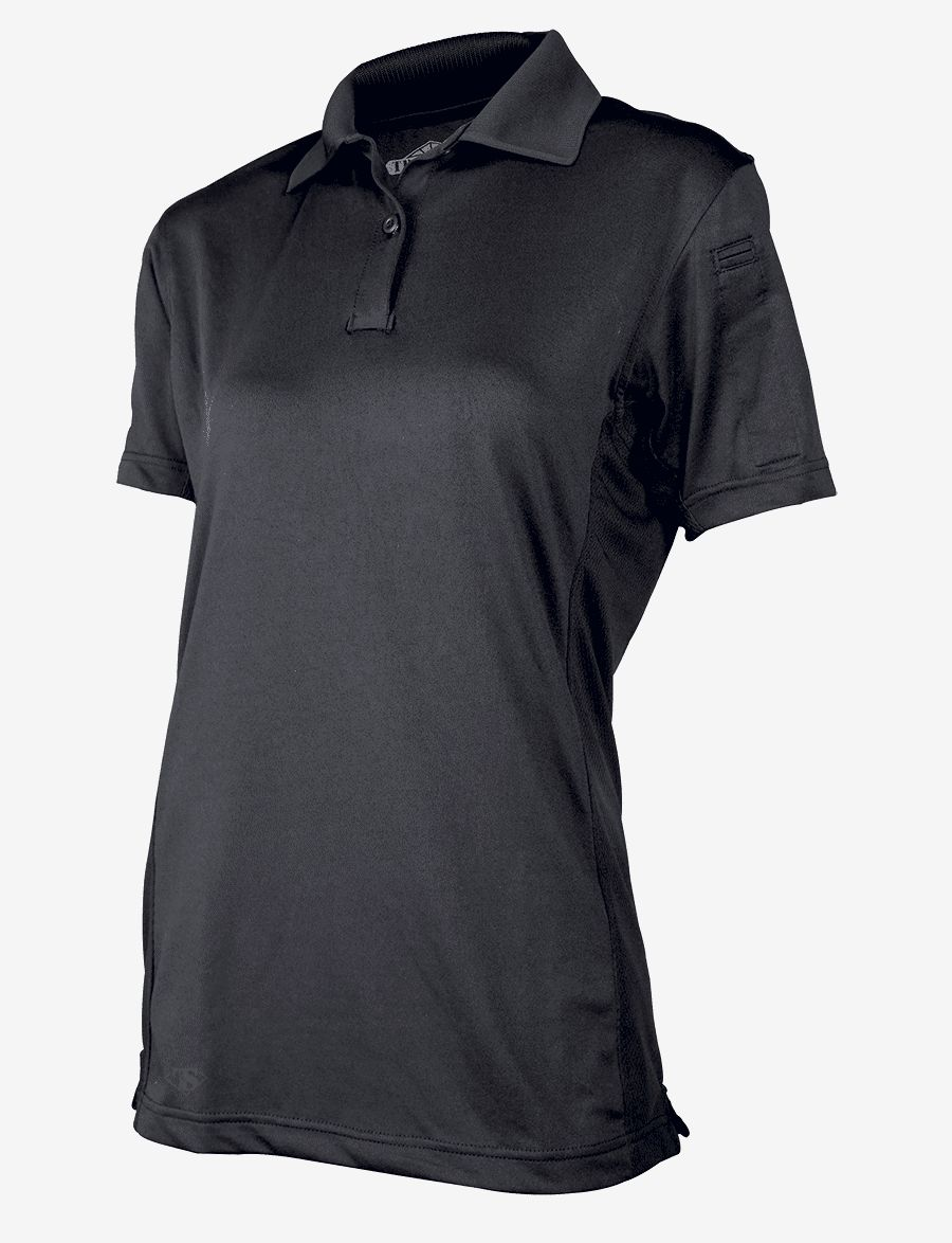 Womens Short Sleeve Polo Shirt-