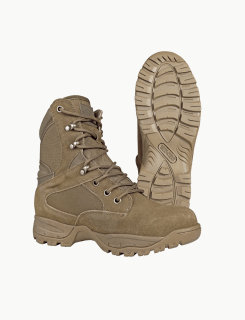 "4063 Tactical Assault Boot 9"" w/O Size Zip-Tru-Spec"