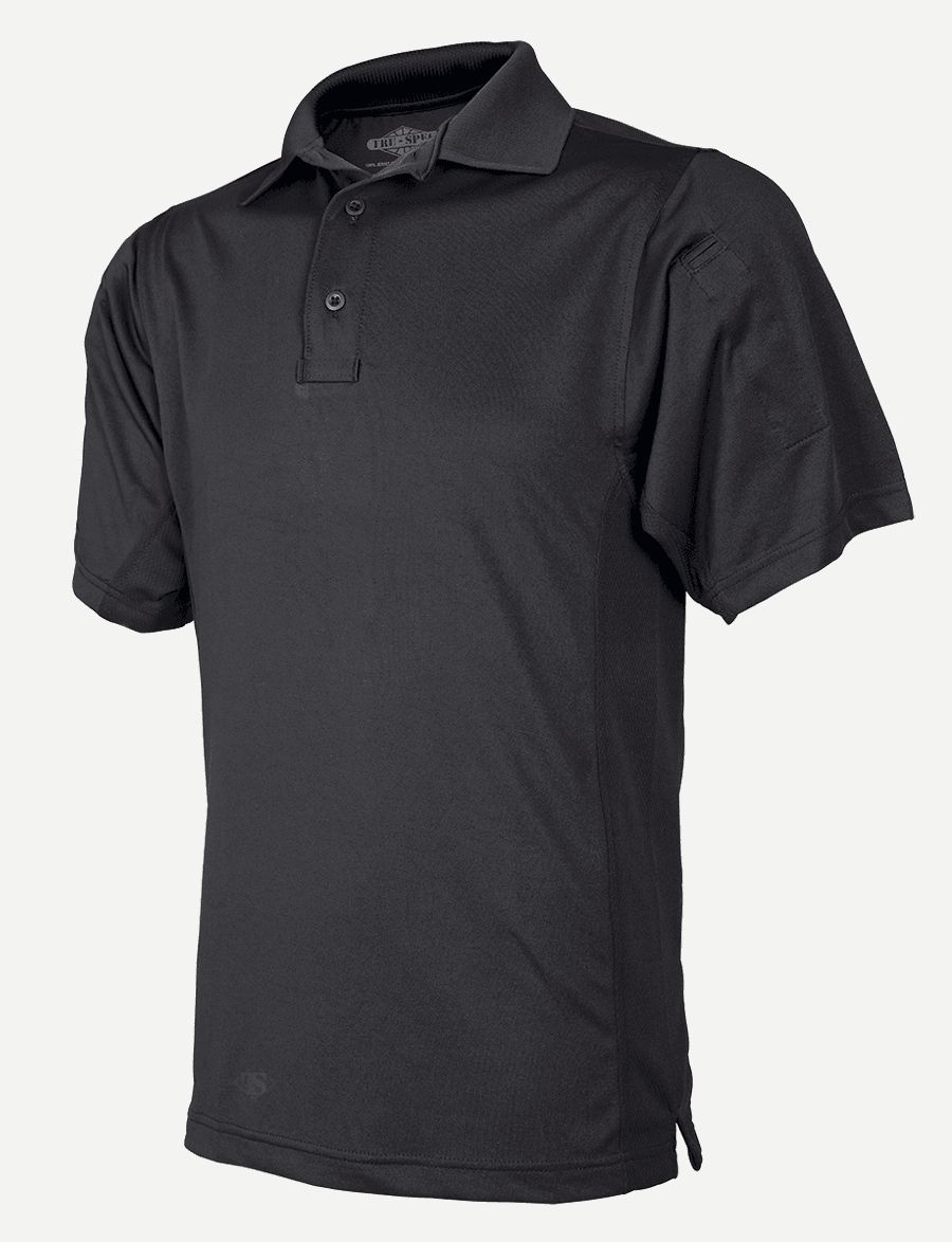 Short Sleeve Polo Shirt-