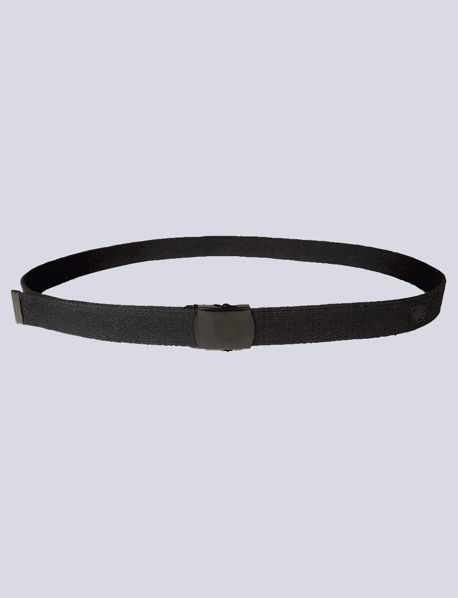 "Web Belt, Odg, w/Blk Cf 54""-"