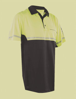 24-7 Bike Polo Shirt