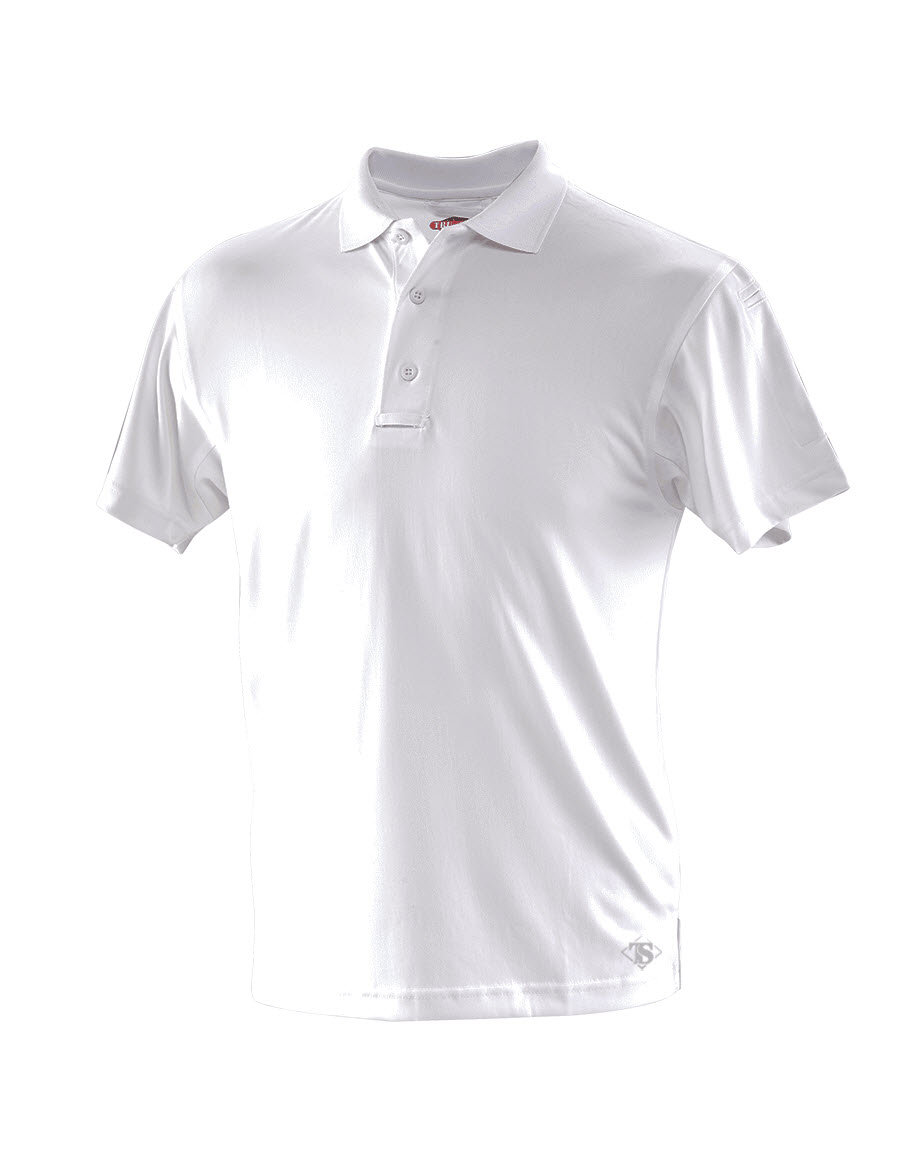 24-7 Series® Mens Short Sleeve Performance Polo-Tru-Spec