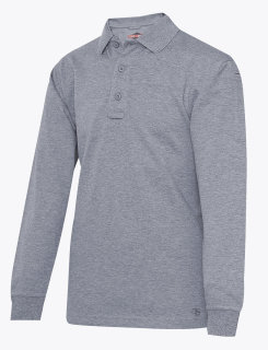 24-7 Series Mens Long Sleeve Polo Shirts-Tru-Spec