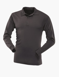 24-7 Series Mens Long Sleeve Performance Polo-
