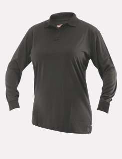 24-7 Series Ladies Long Sleeve Performance Polo-Tru-Spec