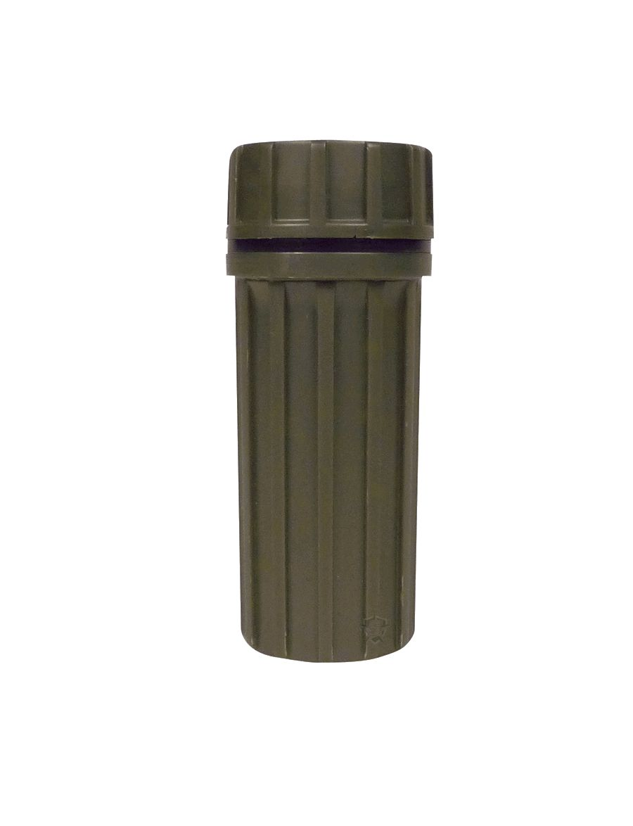 Olive Drab Green Survival Matchbox-Tru-Spec