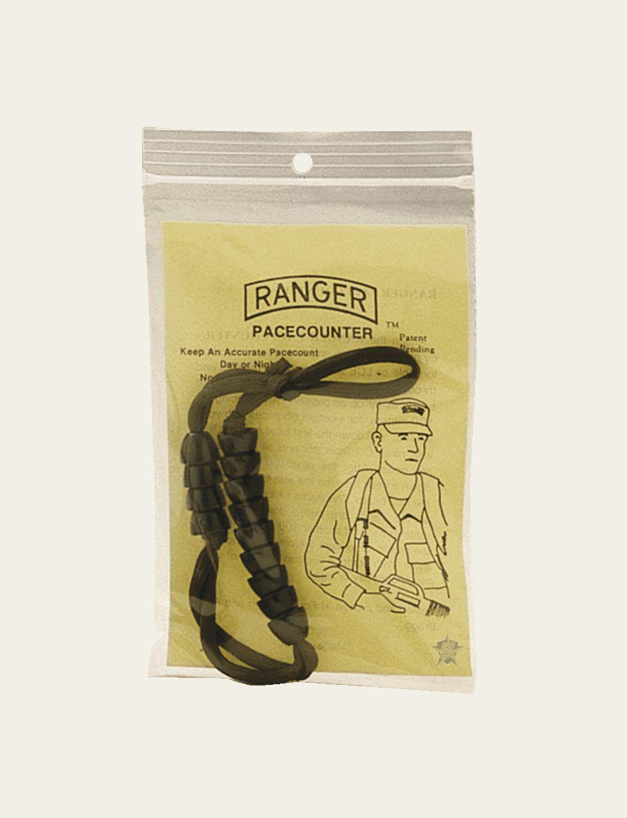 Ranger Pace Counter-
