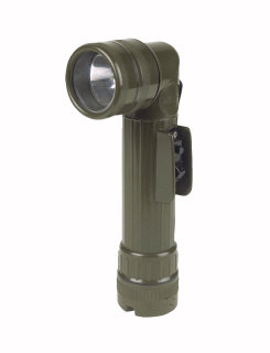 Gi Spec Anglehead Flashlight-Tru-Spec