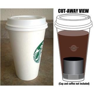 Insert, Covert Coffee-Tru-Spec®