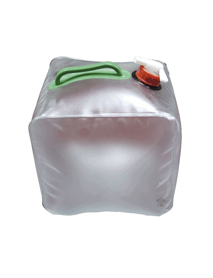 Water Bag, 2-Gal. Collapsible-