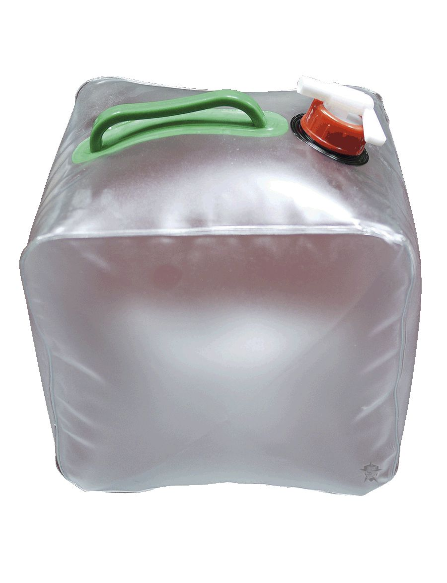 Water Bag, 5-Gal. Collapsible-Tru-Spec