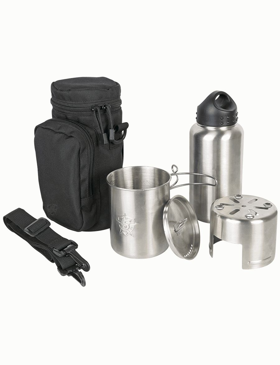 Deluxe Pure Water Bottle Kit-Tru-Spec