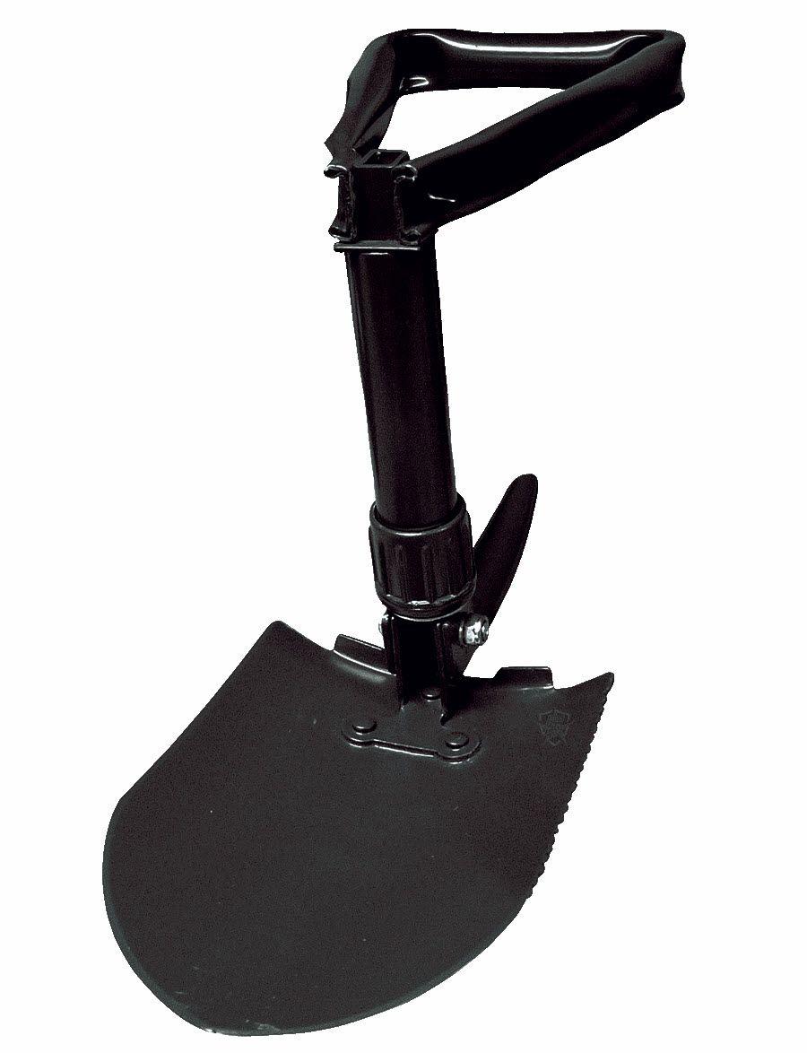 Pick Shovel, Gi Spec Tri-Fold-
