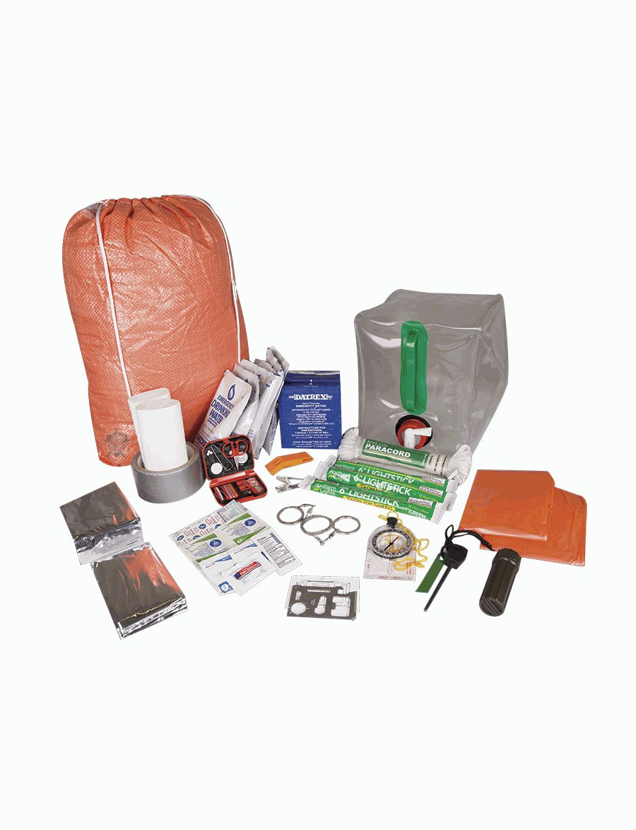 Bag, Bug-Out Emergency-Tru-Spec