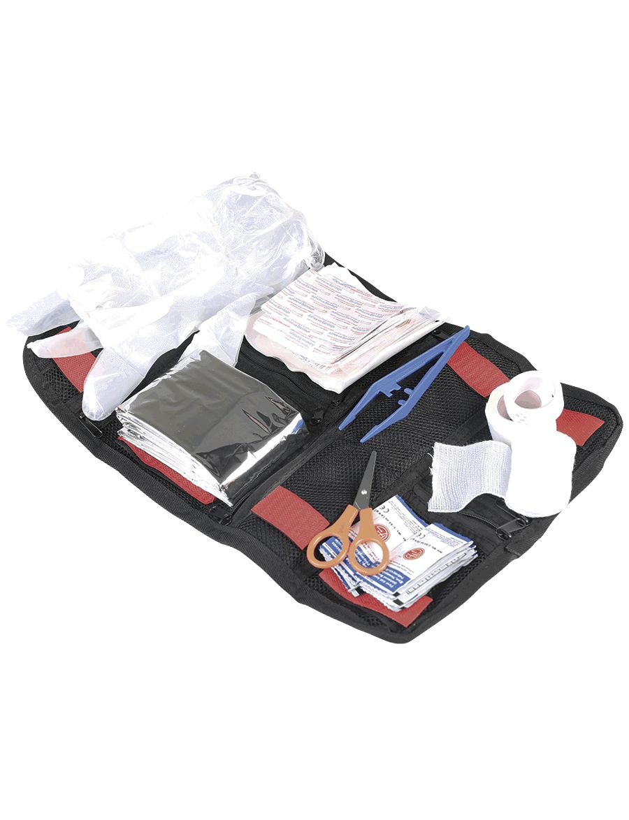 Level-1 First Aid Kit Roll-Tru-Spec