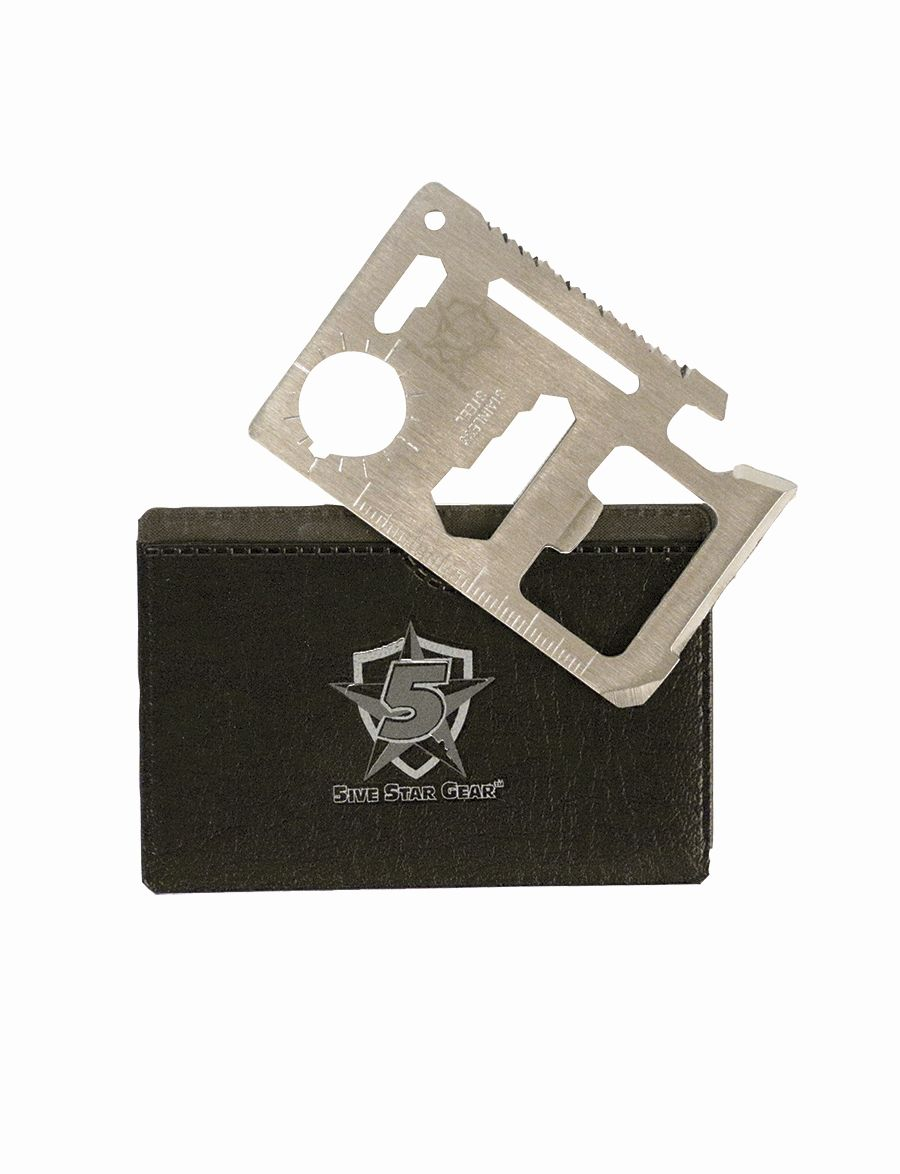 5639 Survival Tool, Multi-Purpose Pocket-Tru-Spec