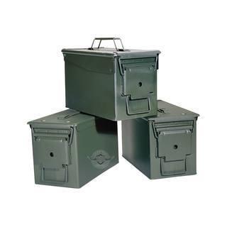 Ammo Box, Gi .50 Cal, New-Tru-Spec®
