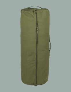 Duffle Bag,Jumbo Zipper-Tru-Spec®