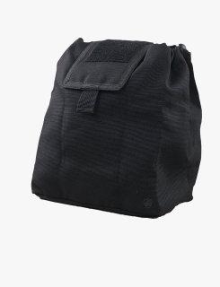 Black Rdp-5s Rollable Dump Pouch-Tru-Spec®
