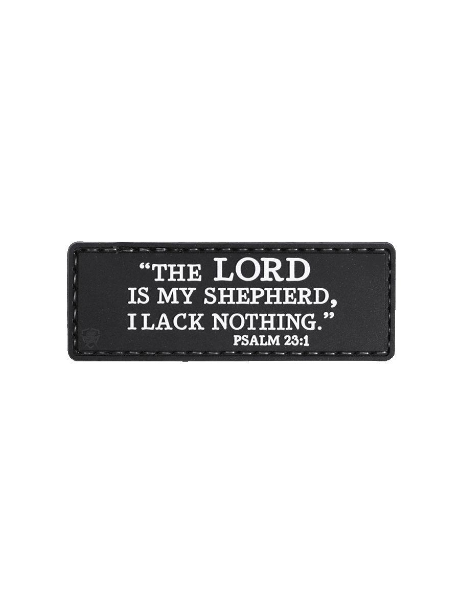 Morale Patch, Psalm 23:1-