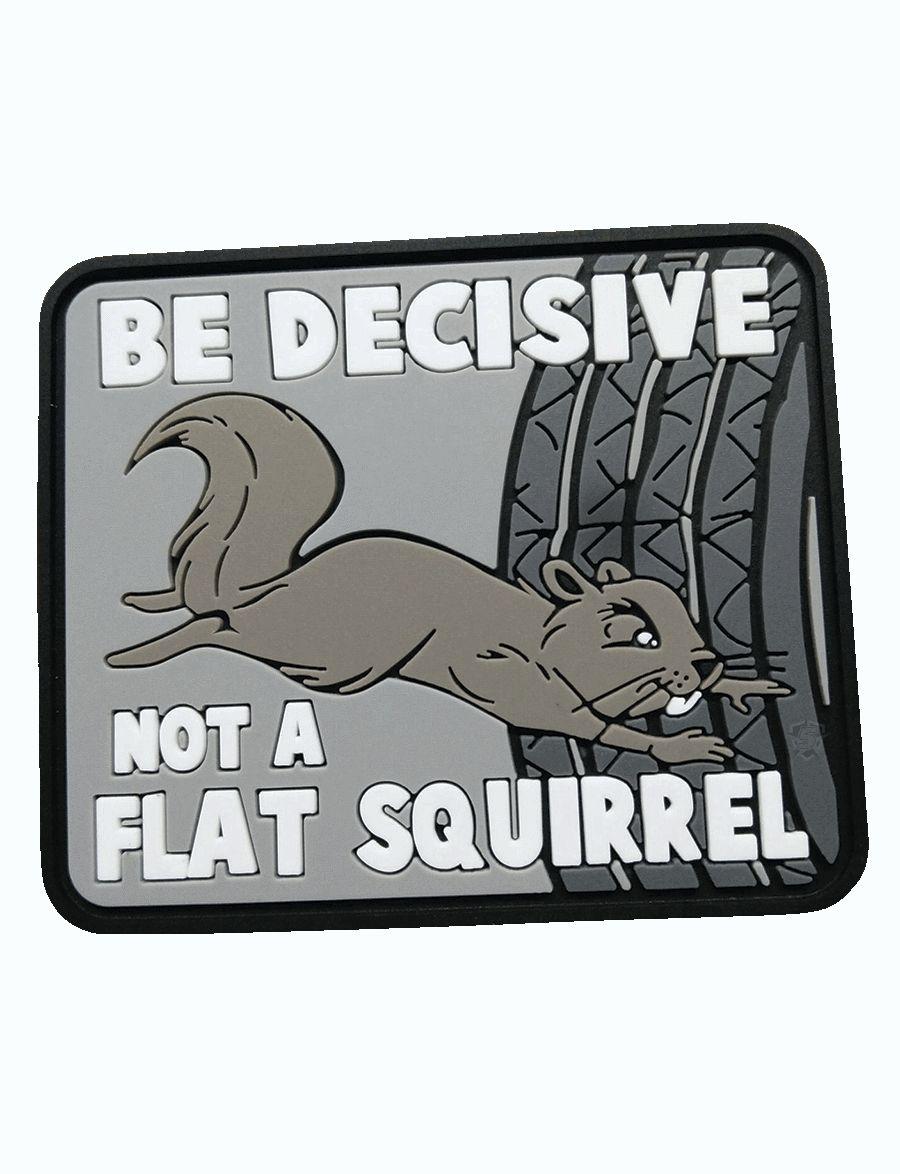 Morale Patch, Be Decisive-