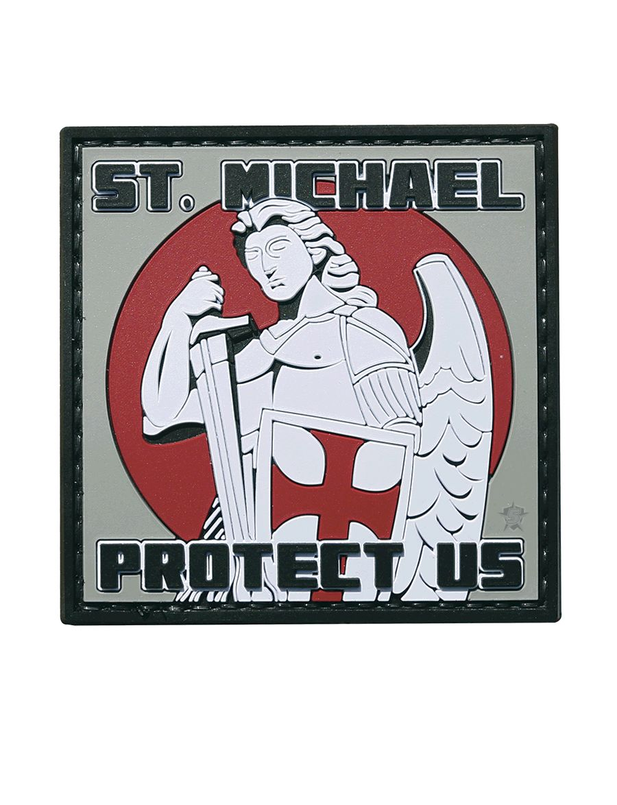 Morale Patch, St. Michael-Tru-Spec