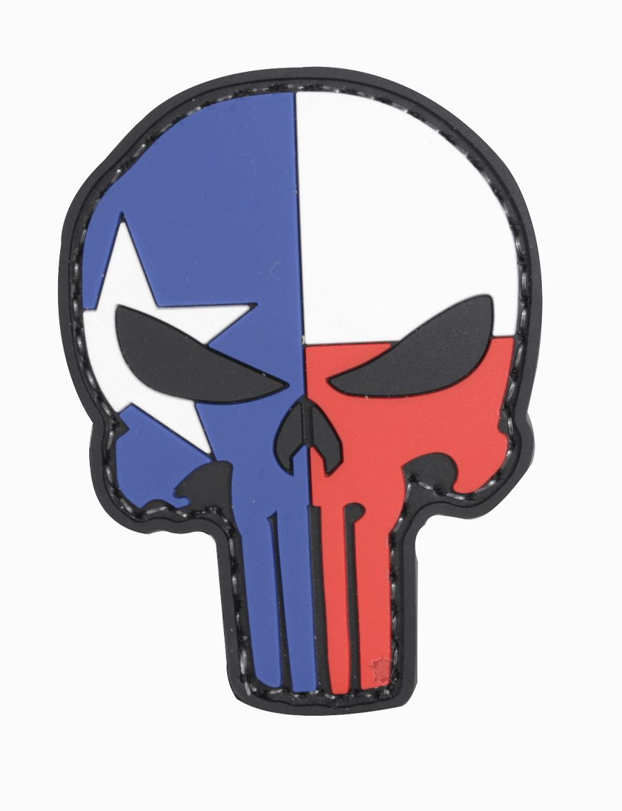 Morale Patch, Lone Star Punisher-