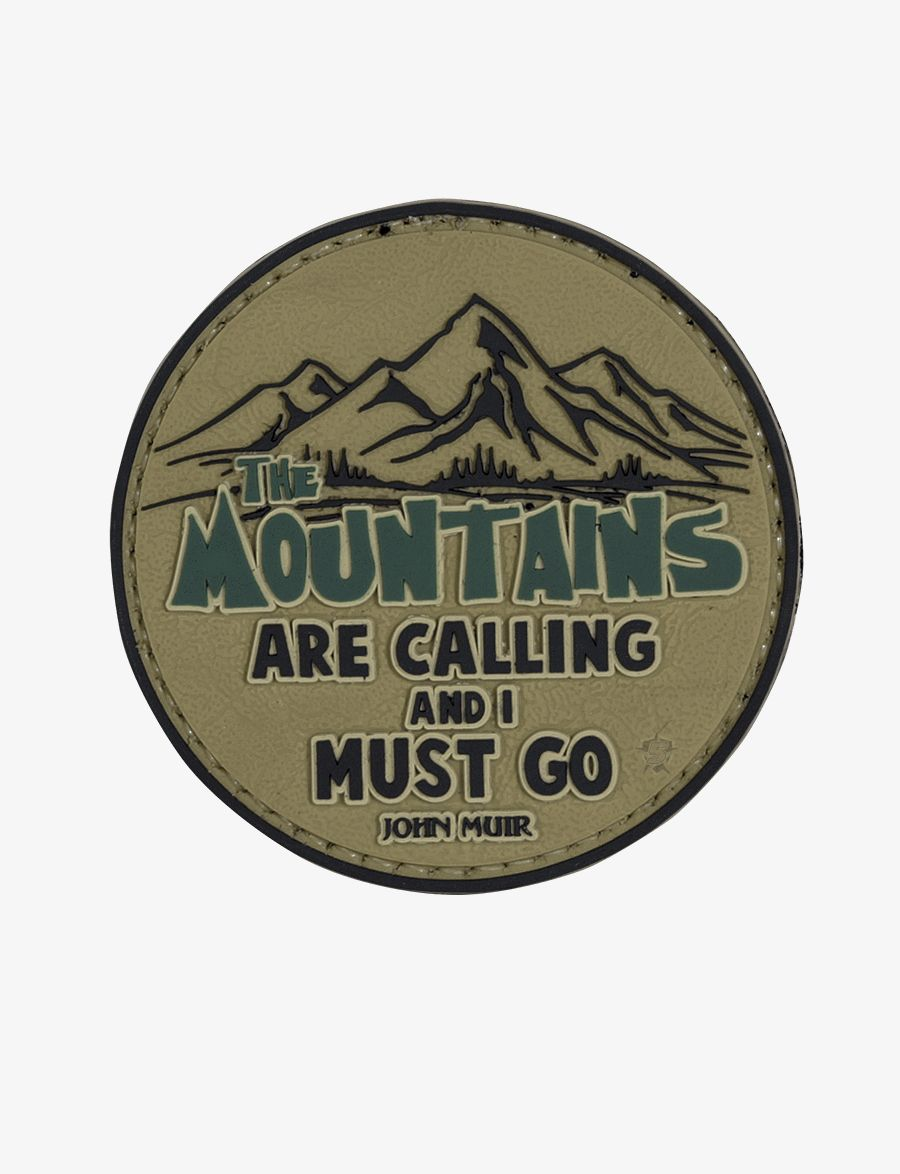 Morale Patch, The Mountains Are Calling-