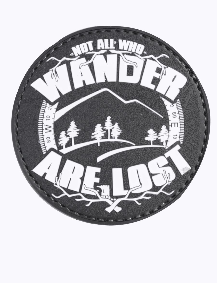 Morale Patch, Not All Who Wander-Glow-Tru-Spec